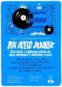 RN MUSIC MARKET Manifesto
