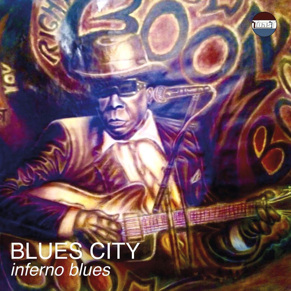 BluesCityCopertina